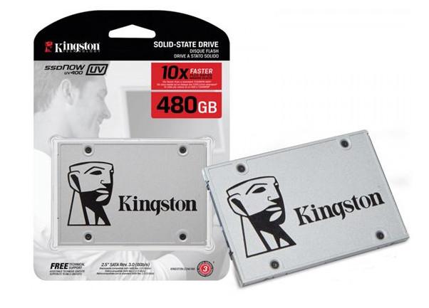 SSD Kingston 480G UV500 có tem FPT