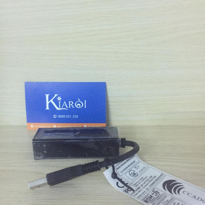 Bộ Fax Modem USB DELL Conexant RD02-D400 (Đen)